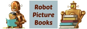 robot pic books