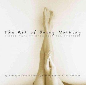 art doing nothing